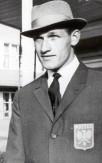 Wacław Latocha - 1964 r. Olimpiada w Tokio, VII m. na 1 km ze startu zatrzymanego na torze, kolarstwo