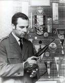 Erwin Matelski - 1980 r. Olimpiada w Moskwie, XIII m. w konkurencji strzelania z pistoletu dowolnego Pdw 60, strzelectwo sportowe