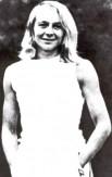 Mirosława Kazimiera Sarna uczestniczką Igrzysk Olimpijskich w Meksyku (1968 r.), gdzie zajęła 5 miejsce w skoku w dal