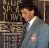 Robert Karśnicki dwukrotny olimpijczyk