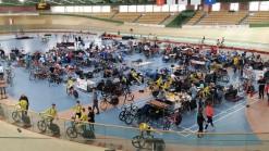 Uporządkowany chaos - kolarski park maszyn na śródtorzu