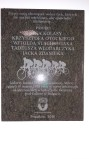 tablica upamietniająca kolarską katastrofę pod Gabere